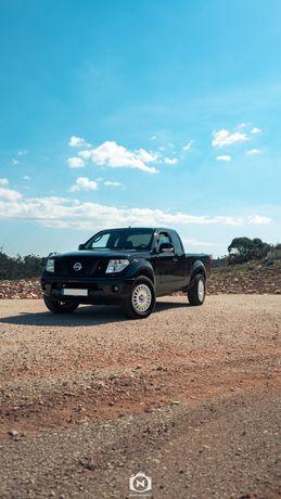 Nissan Navara D40 King Cab