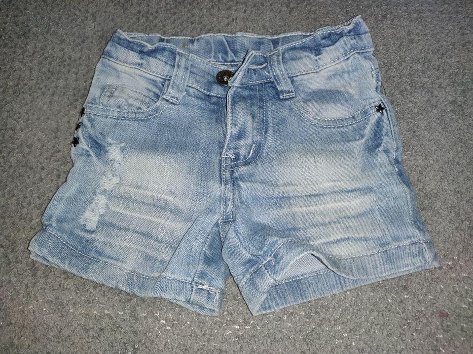 Szorty jeansowe dziecko Ostrowiec Świętokrzyski - image 1