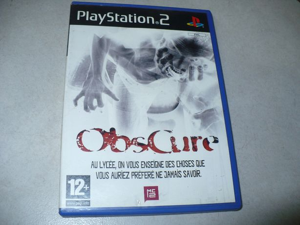 Na Ps2,,ObsCure''