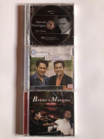 3 CD música Brasileira