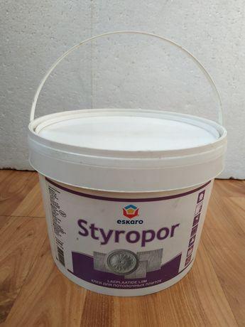Клей для потолочных плиток