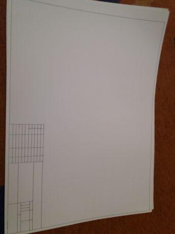 листи А3 ватман, лист папір А3
