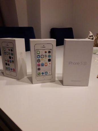 Oryginalne pudełko opakowanie iPhone 5S