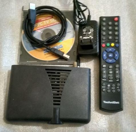 Спутниковый ресивер для компьютера или ноутбука skystar usb 2