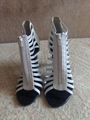 nowe sandały new look białe roz 39