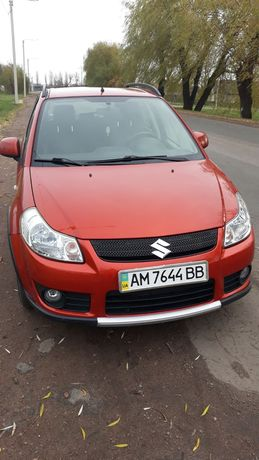 Продам Suzuki SX4