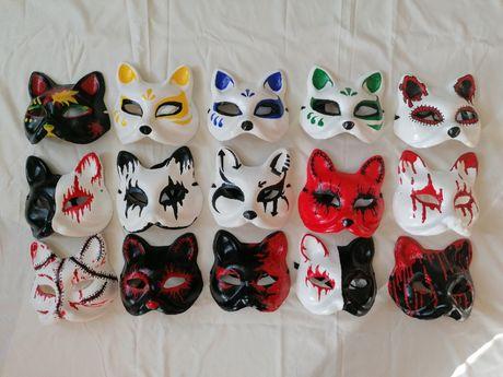 Косплей маски. ассекссуары