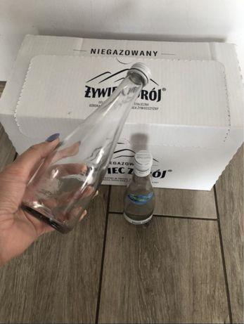 3 zgrzewki butelek