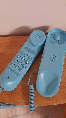 Telefone fixo com fio extensível
