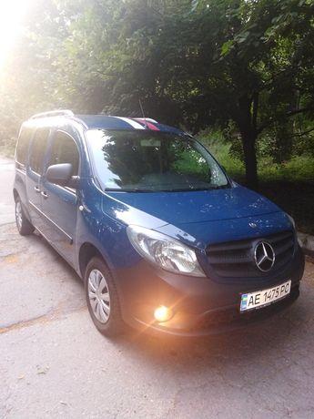 Mercedes - Bens Citan пассажир