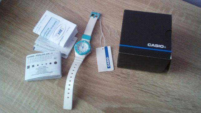 Nowy zegarek CASIO