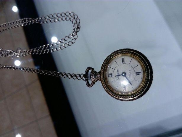 Zabytkowy niemiecki zegarek glashutte