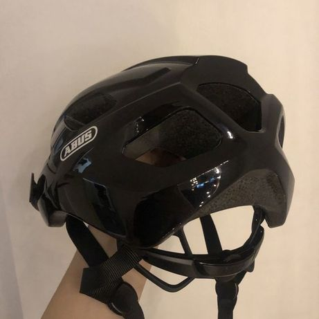 Новый шлем Abus MACATOR Black - Размер S (52-55,5 см)