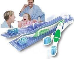 зубная щетка универсальная GLISTER AMWAY