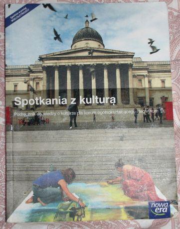 Podręcznik- 'Spotkanie z kulturą'