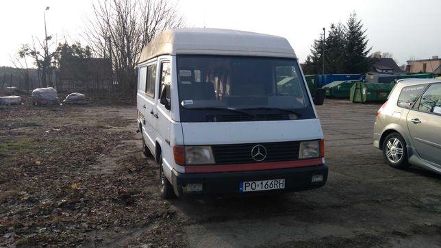 Mercedes Benz MB 100D