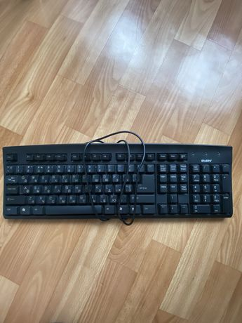 Клавіатура SVEN