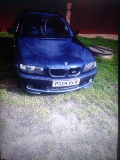 BMW e46 MYSTICBLAU Maska Zderzak Klapa Blotniki Polift Lift OKAZJA!!!