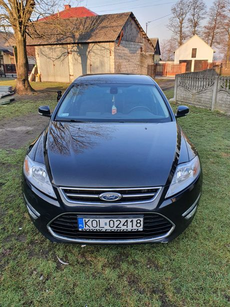 Ford mondeo mk4 2013