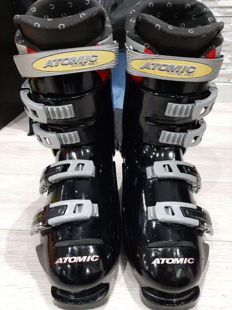 Buty narciarskie Atomic 27,5 jak nowe+plecak