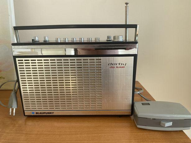 Radioodbiornik Blaupunkt Derby de luxe dla kolekcjonera i nie tylko.