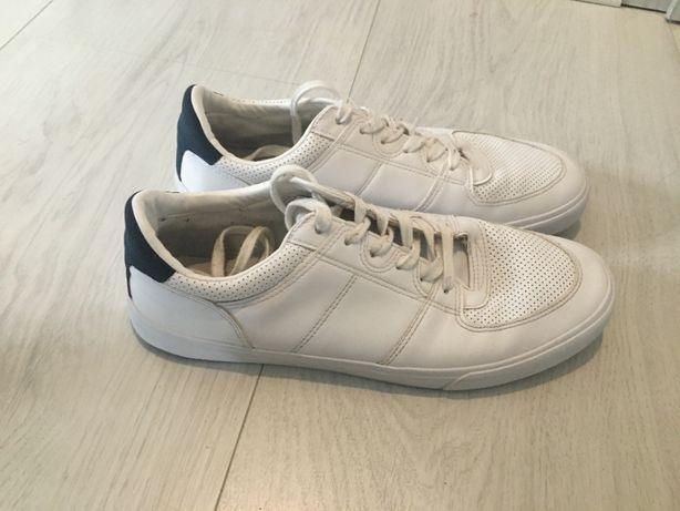 buty męskie trampki tenisówki białe yourturn rozmiar 45 sneakersy