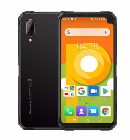 Blackview BV6100 3/16 NFC Смартфон противоударный с мощной большой бат