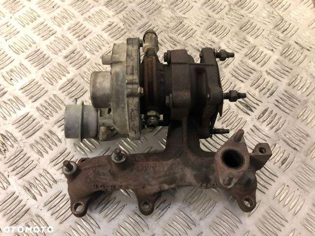 AUDI SKODA VW TURBOSPRĘŻARKA 1.4TDI D45253018G