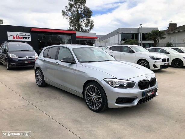 BMW 116 d Line Urban Auto