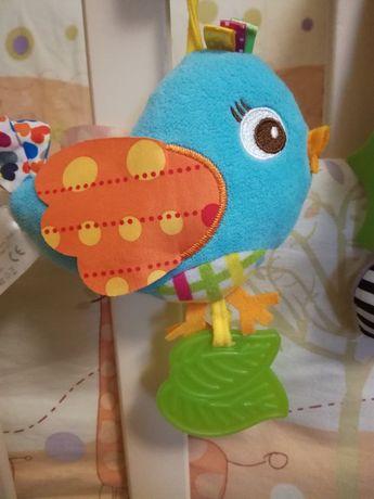 Подвеска на коляску игрушки tiny love, playgro