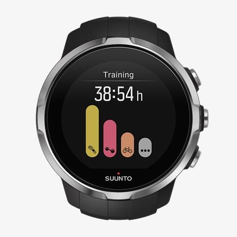 Смарт Часы Suunto Spartan Sport Black HR с пульсометром !