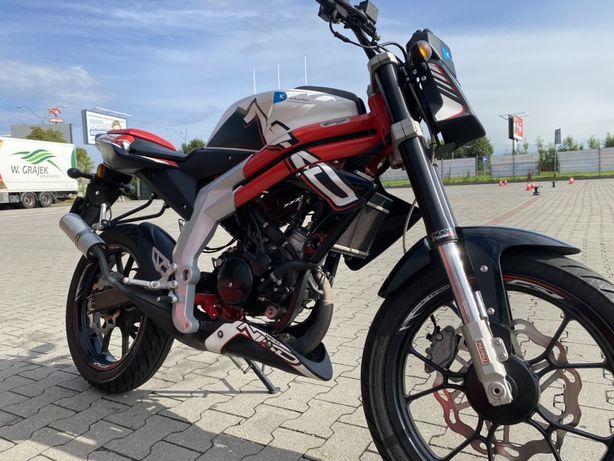 Rieju RS3 NKD 2015 50cm Motorower Am