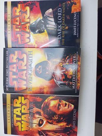 Star wars trylogia czarnego lorda