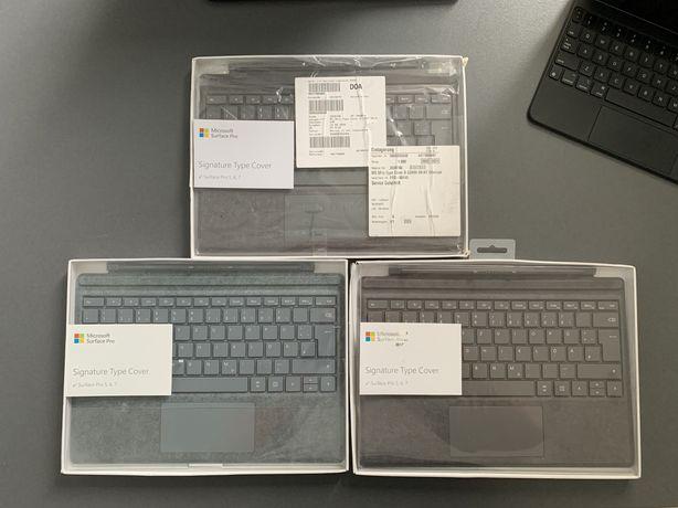 Microsoft Surface Pro Signature Type Cover Surface Pro 3 4 5 6 7 чохол
