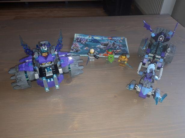 Lego NEXO knight - 2 zestawy - POLECAM