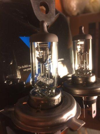 Галогенные лампы Osram H4