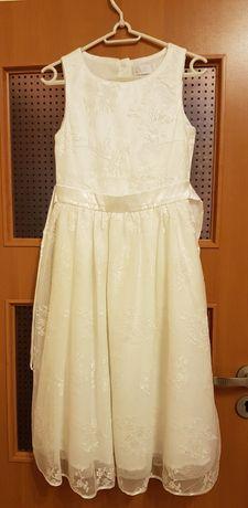 Sukienka ecru,r.158.Cool Club