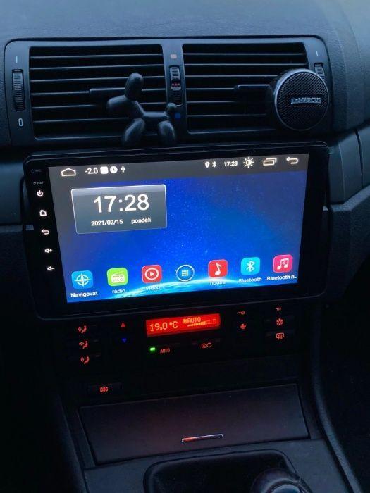 Rádio Bmw serie3 2 din auto android