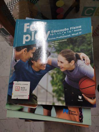 Vários livros da escola para doar/dar