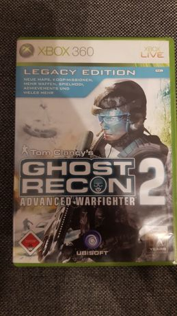 Gra Xbox 360 Tom Clancy's Ghost Recon Advanced Warfighter 2