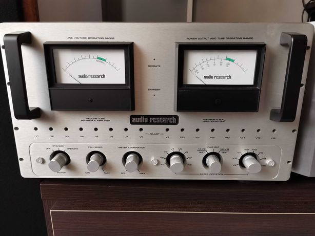 Audio Research reference 600 mk 2