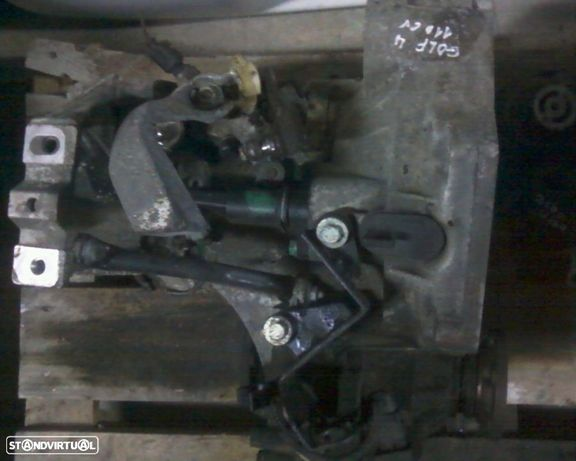 caixa de velocidades Vw Golf 4 1.9 tdi Audi A3