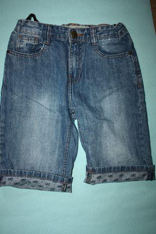 Шорты джинсовы ф.denim для мальчика 11/12 лет р-152 в отличном состоян