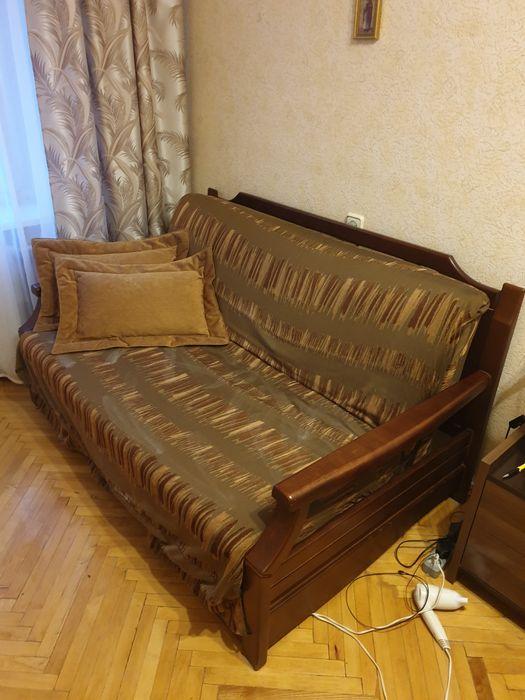 Кровать раскладная, с матрасом Киев - изображение 1