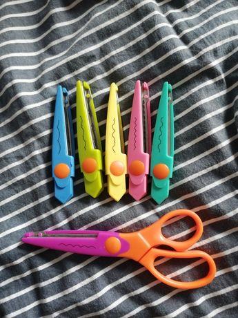 Nożyczki dekoracyjne