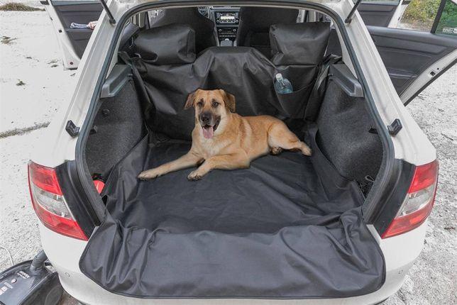 Mata Pokrowiec do bagażnika psa samochodu