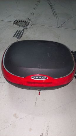 Top case e suporte T max 500