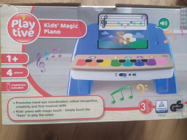 Nowe magiczne pianinko