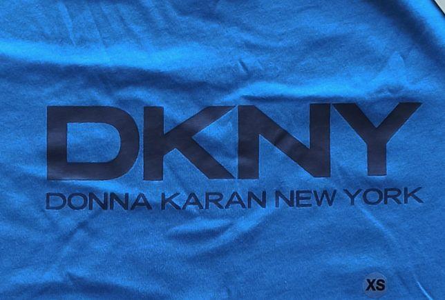 DKNY Donna Karan New York Oryginalna Koszulka T-Shirt Meski z USA