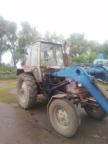 Трактор ЮМЗ-6 акл